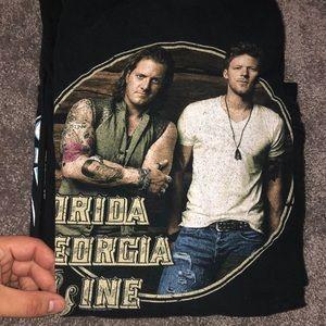Florida Georgia line tee